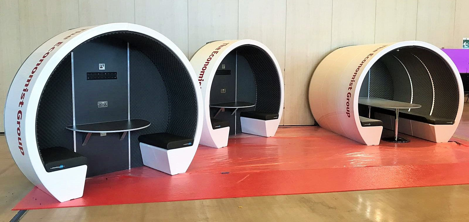 The Meeting Pod Company Has Gone International The