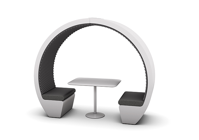 2 person meeting pod