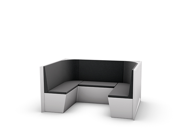 Meeting Booth 6 seater