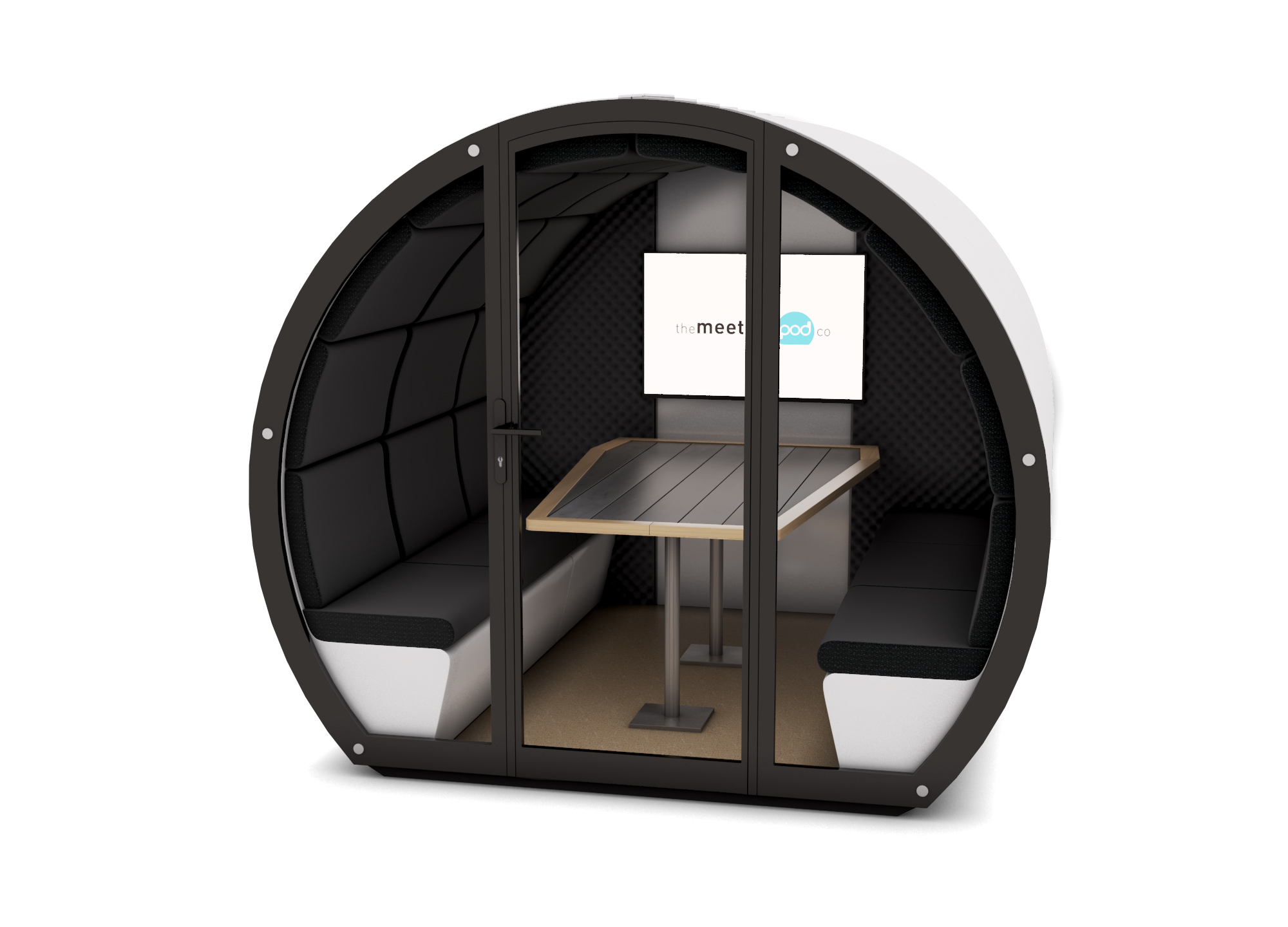 The Outdoor Office Pod